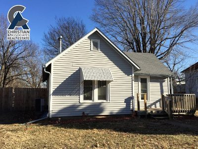 Riley Single Family Home For Sale: 310 S Billings