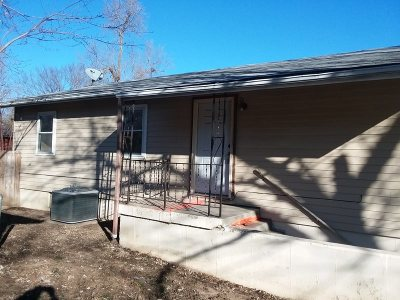 Junction City Single Family Home For Sale: 910 W Ash Street