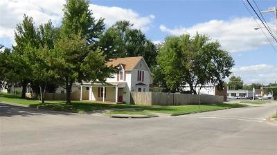 Junction City Single Family Home For Sale: 506 N Webster Street