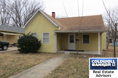Wamego Single Family Home For Sale: 710 Pine Street