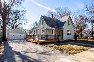 Manhattan Single Family Home For Sale: 1311 Pierre Street