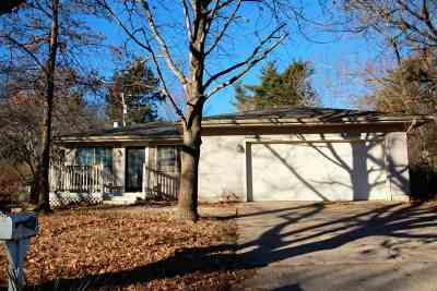 Manhattan Single Family Home For Sale: 1523 Highland Drive