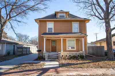 Manhattan Multi Family Home For Sale: 505 S Juliette Avenue