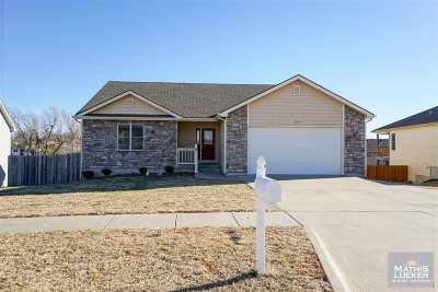 Junction City Single Family Home For Sale: 643 Tallgrass
