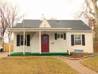 Junction City Single Family Home For Sale: 222 W Spruce Street