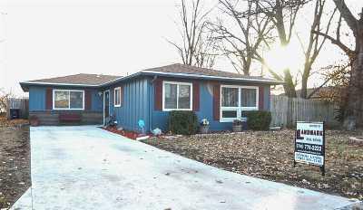 Manhattan Single Family Home For Sale: 2413 Charolais Lane