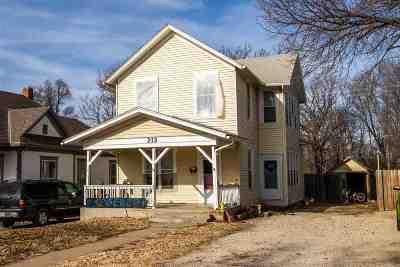 Herington Single Family Home For Sale: 212 W Main Street