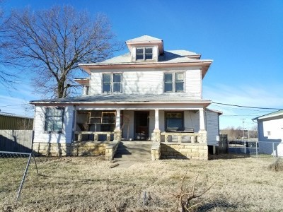 Junction City Single Family Home For Sale: 1800 N Jackson Street