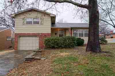 Abilene Single Family Home For Sale: 1118 N Brown Street