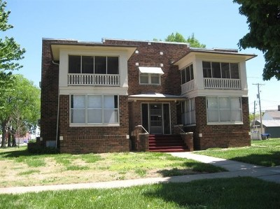 Multi Family Home For Sale: 511 N Adams