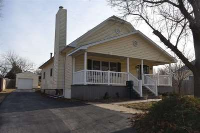 Single Family Home For Sale: 706 N D Street