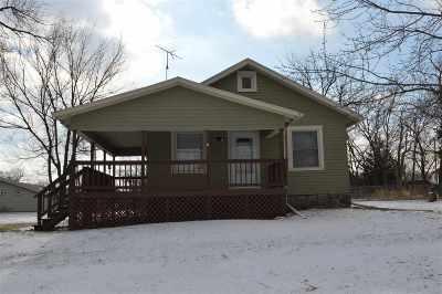 Herington Single Family Home For Sale: 1003 W Main Street