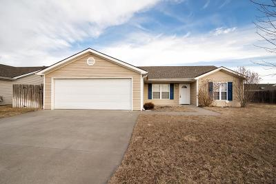 Riley County Single Family Home For Sale: 312 Brookridge Drive