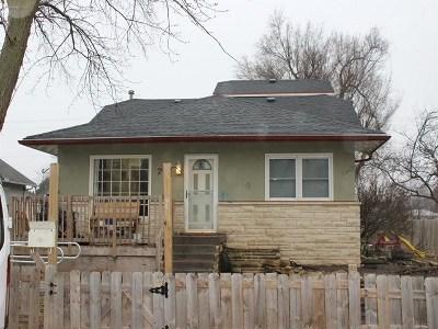 Herington Single Family Home For Sale: 719 N B Street