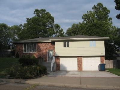 Abilene Single Family Home For Sale: 1602 N Brown Street