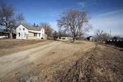 Junction City Single Family Home For Sale: 3362 Kickapoo School Road