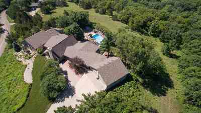Riley County Single Family Home For Sale: 4465 Harbour Hills