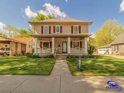Wamego Single Family Home For Sale: 606 8th Street