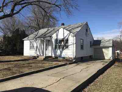 Junction City Single Family Home For Sale: 406 W Ash Street