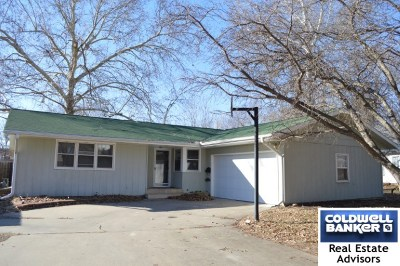 Wamego Single Family Home For Sale: 807 Pine Street