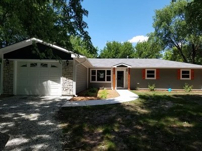 Wamego Single Family Home For Sale: 16905 Ebel Road