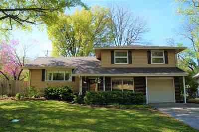 Manhattan Single Family Home For Sale: 2803 Oregon Lane