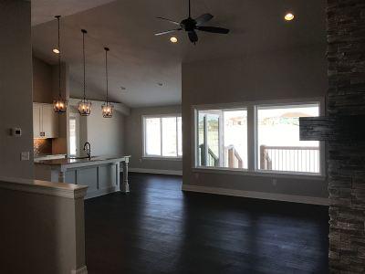 Manhattan Single Family Home For Sale: 9221 Cara's Way