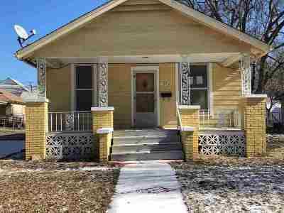 Herington Single Family Home For Sale: 410 S A Street