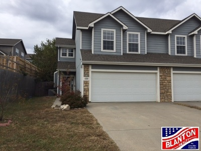 Junction City Single Family Home For Sale: 2108 Brooke Bend