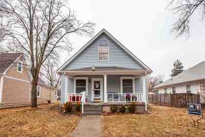 Single Family Home For Sale: 607 Kearney Street