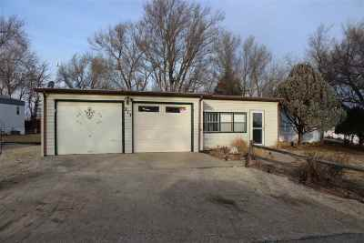 Enterprise KS Single Family Home For Sale: $35,000