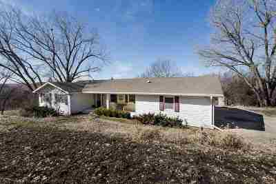 Manhattan Single Family Home For Sale: 5428 Terra Heights Drive