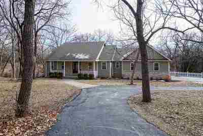 Wamego KS Single Family Home For Sale: $439,900