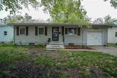 Junction City Single Family Home For Sale: 1060 Cedar