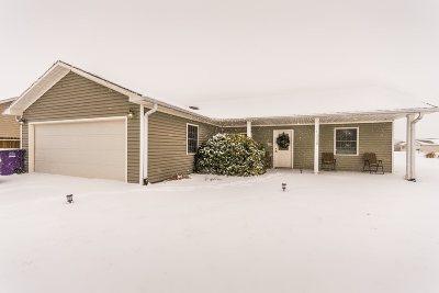 Manhattan Single Family Home For Sale: 2720 Brookpark Street