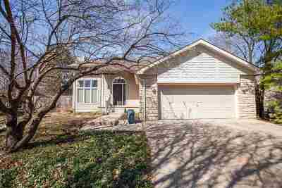 Manhattan Single Family Home For Sale: 2125 Fox Meadows