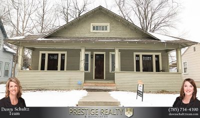 Manhattan Multi Family Home For Sale: 1008-1010 Pierre Street