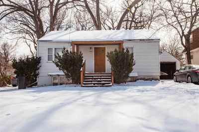 Manhattan Single Family Home For Sale: 1209 Claflin Road