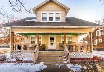 Manhattan Multi Family Home For Sale: 922 N 10th Street
