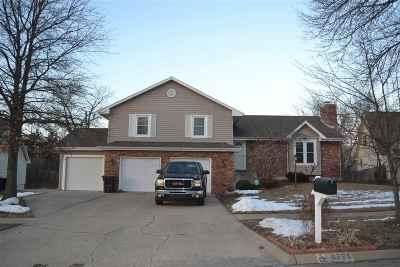 Single Family Home For Sale: 5756 SW Woodbridge Drive