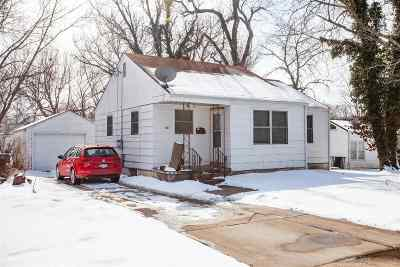 Riley County Single Family Home For Sale: 1027 Ratone Street