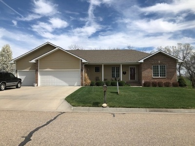 Abilene KS Single Family Home For Sale: $299,000
