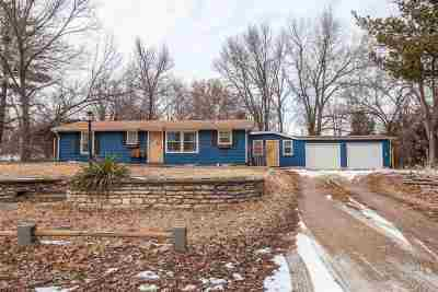 Single Family Home For Sale: 4127 Blackjack Road