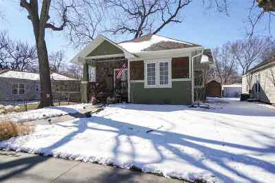 Wamego Single Family Home For Sale: 709 Maple