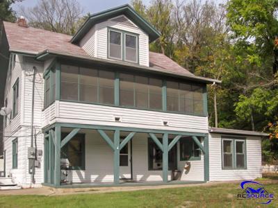 Manhattan Single Family Home For Sale: 1324 N 8 Street
