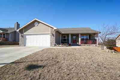 Junction City Single Family Home For Sale: 1829 Katie Rose Trail