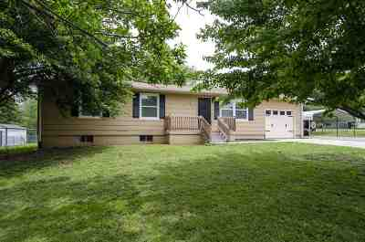 Milford Single Family Home For Sale: 2827 Walters Drive