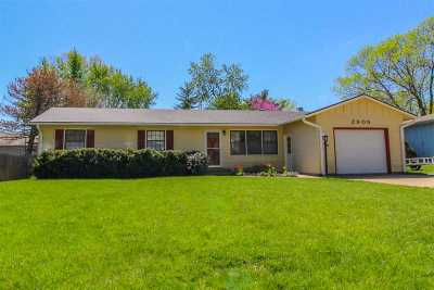 Riley County Single Family Home For Sale: 2905 Gary Avenue