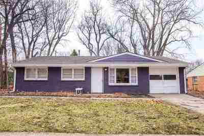 Riley County Single Family Home For Sale: 2417 Himes