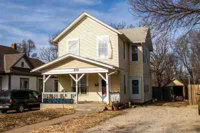 Herington Single Family Home For Sale: 212 W Main Street